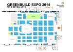 HERTALAN | FLOOR PLAN GREENBUILDEXPO 2014
