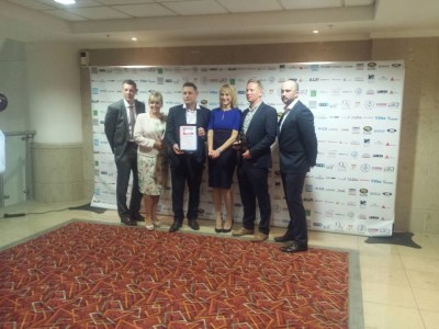 NFRC Green Roofs Awards 2015